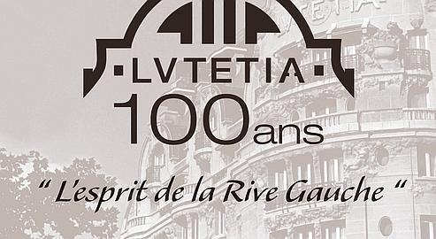 """Le champagne Taittinger présente la """"Cuvée Lutetia"""""""