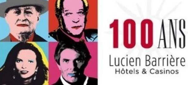 Le Groupe Lucien Barrière fête ses 100 ans et lance de nouveaux cocktails