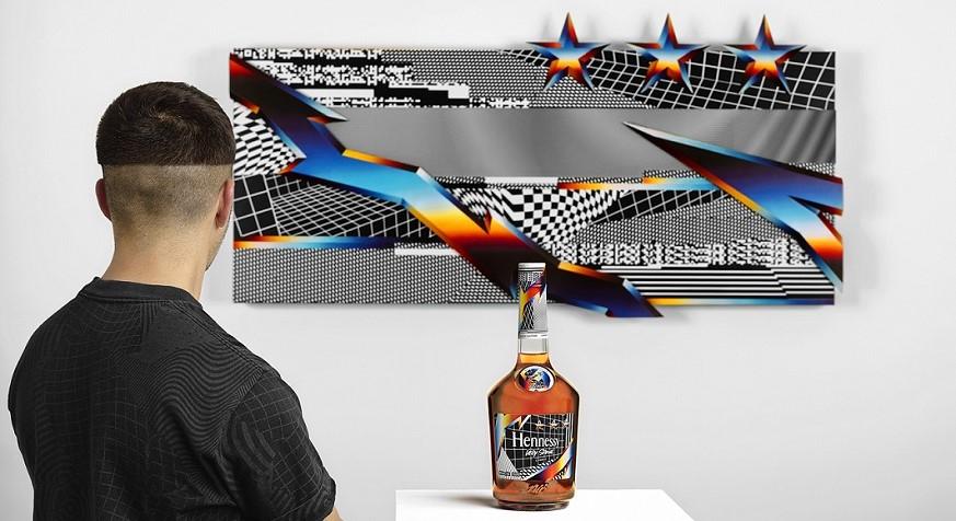 [ARCHIVE - juin 2019] Hennessy Very Special Edition Limitée par Felipe Pantone
