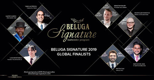 Beluga Signature 2019 : finale internationale de la Cocktail Competition le 9 septembre à Moscou
