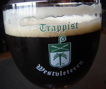 La bière belge trappiste Westvleteren 12