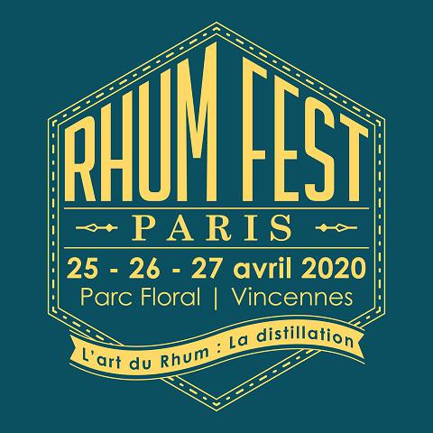 Rhum Fest Paris 2020 au Parc Floral de Vincennes