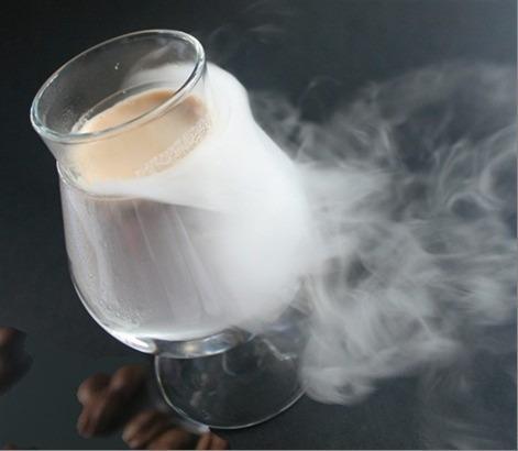 2012 l ann e du cocktail mol culaire - Cocktail cuisine moleculaire ...