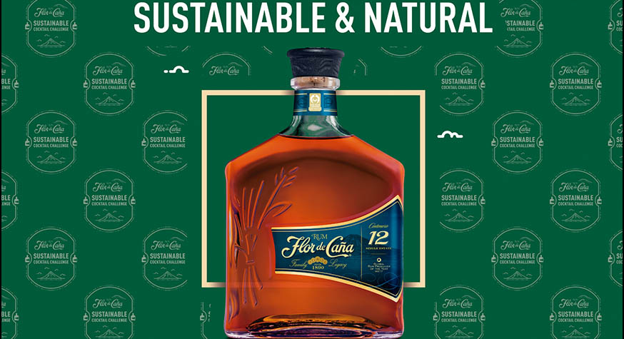 Sustainable & natural (durable et naturel) - Flor de Caña, rhum du Nicaragua certifié FAIR TRADE (commerce équitable)