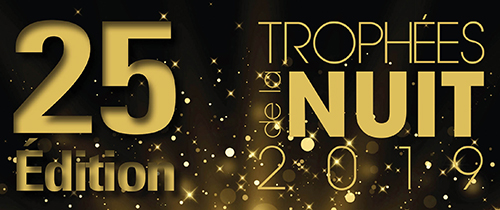 Les Trophées de la Nuit 2019 au Lido : les nominés