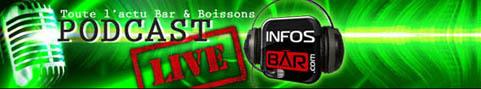 Pour souscrire au podcast Infosbar, cliquez sur la bannière