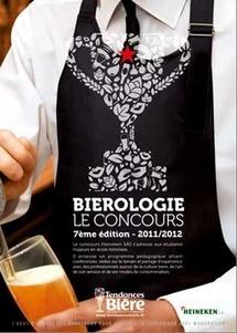 Biérologie 2012, 7e édition du concours lancé par Heineken