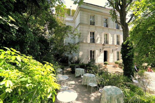 ©  L'Hôtel Particulier Montmartre