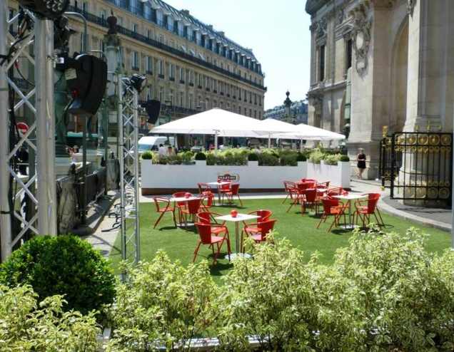 Terrasse Opéra Restaurant // DR