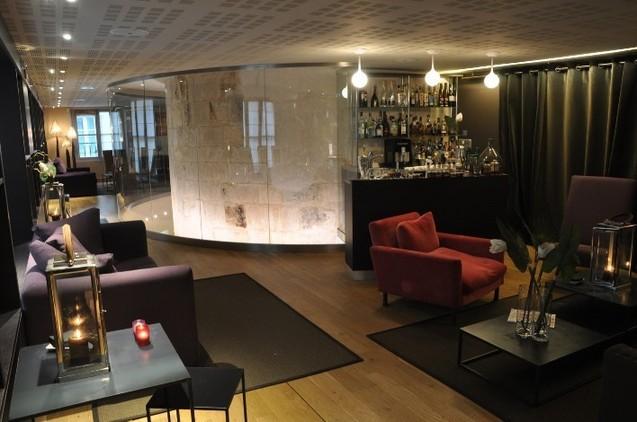 Lounge de Un Dimanche à Paris (c) Un Dimanche à Paris