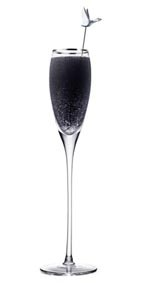 Cocktail Grey Goose Le Fizz - Black tie