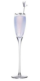 Cocktail Grey Goose Le Fizz - White tie
