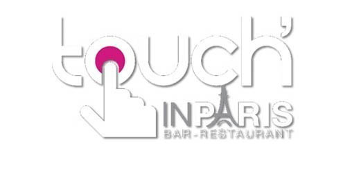 Touch'In Paris : le bar à cocktail tactile