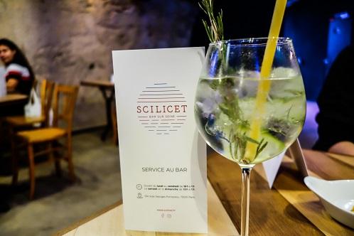 Bar Scilicet à Paris