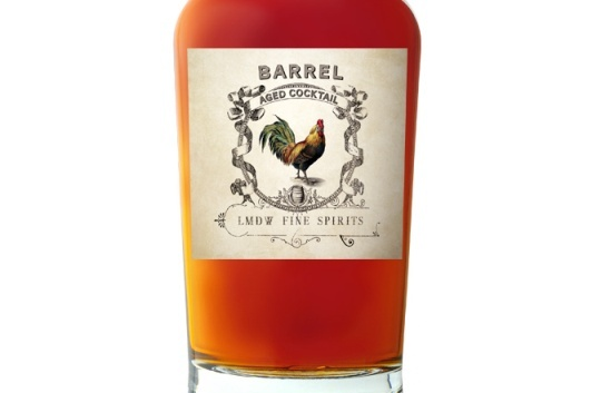 Barrel Aged Cocktails, la collection de cocktails lancée par la Maison du Whisky