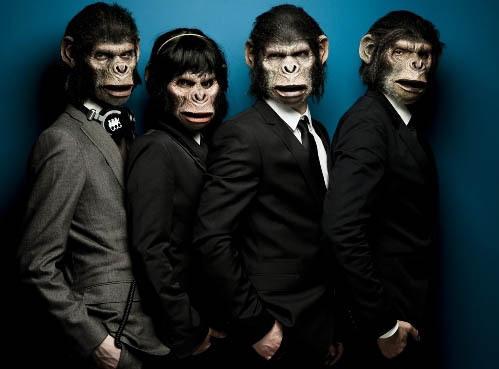 Les Monkey Crashers