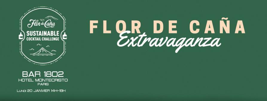 Finale France du Sustainable Cocktail Challenge by Flor de Caña