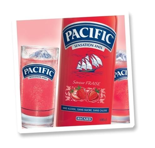 Pacific Fraise // (c) DR/Presse