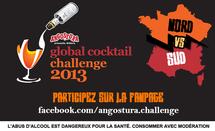 Les jurés de l'Angostura Cocktail Challenge 2013