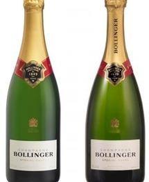 Bollinger présente sa bouteille signature 2012