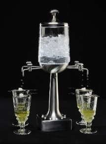 Le Cube Bar par Pernod