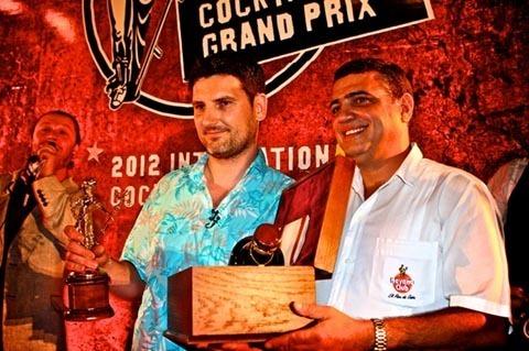 Julien Escot remporte le GRAND PRIX HAVANA CLUB à la Havane