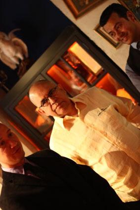 Rencontre avec Tito Cordero le master blender de Diplomatico à la Conserverie.
