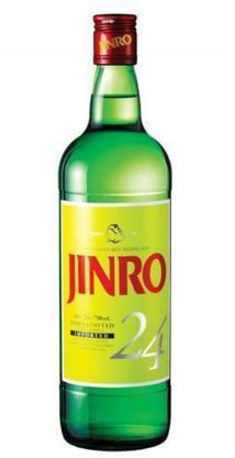 Soju Jinro, spiritueux le plus plus vendu en 2011