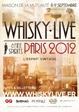 Whisky Live 2012
