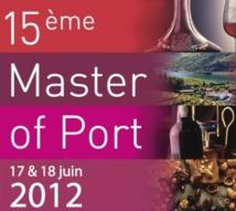 Master of Port 2012 : et le lauréat est …
