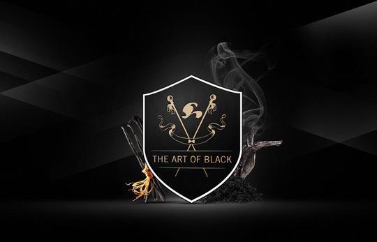 The Art of Black par Johnnie Walker