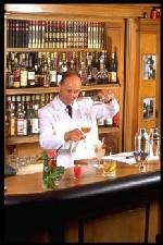 Colin Field, créateur de cocktails