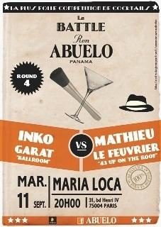 Round 4 au Maria Loca
