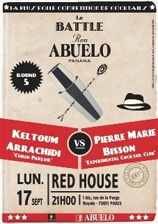 Round 5 au Red House