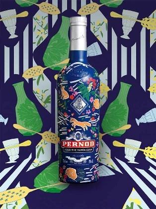 Maison Kitsuné x Pernod Absynthe // DR