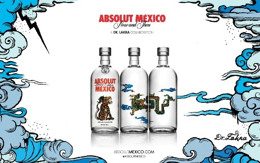 Absolut Mexico by Dr. Lakra // DR