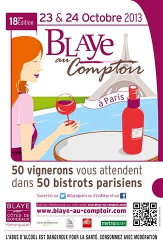 Blaye au Comptoir 2012 // DR