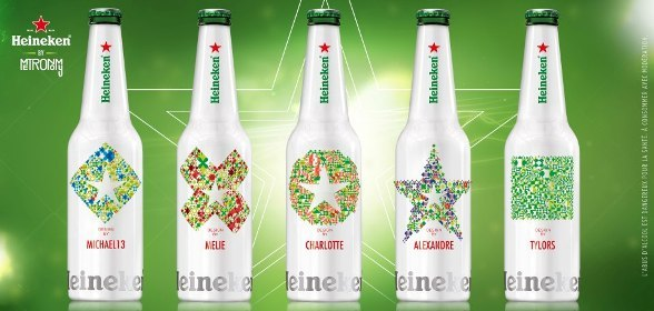 (c)Facebook Heineken France