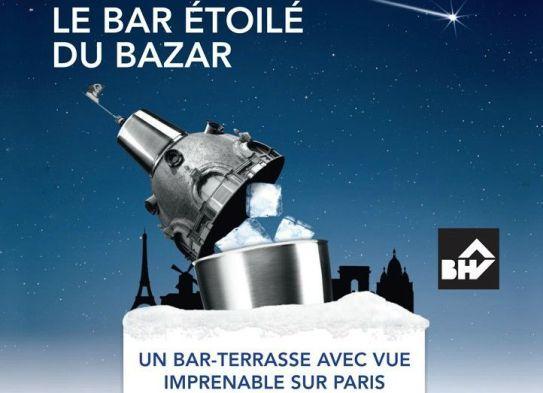 Bar étoilé du Bazar // DR