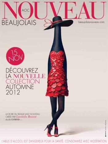 Le Beaujolais Nouveau débarque le 15 novembre 2012