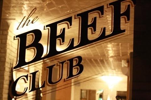 Poussez la porte du Beef Club et découvrez le Ballroom