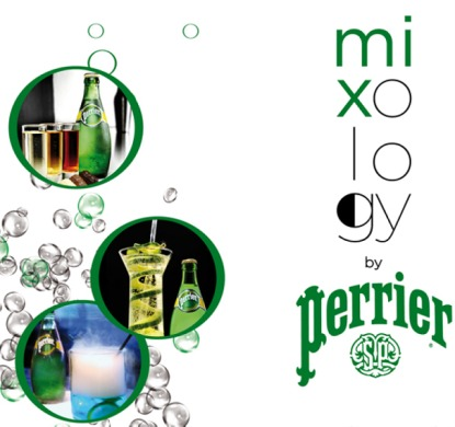 Mixology By Perrier pour Noël