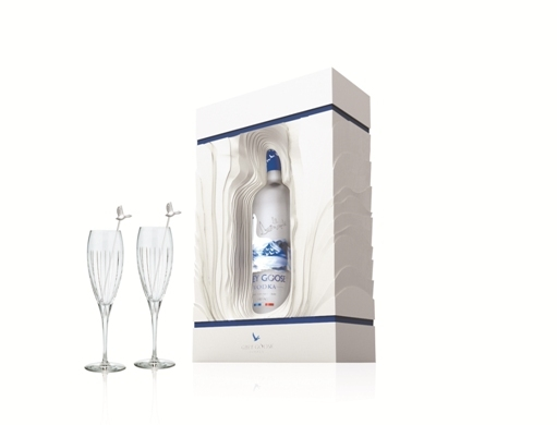 Grey Goose by Christofle // DR