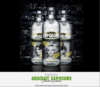 Absolut Exposure // DR