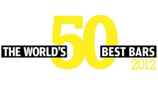 Les 50 meilleurs bars du monde en 2012
