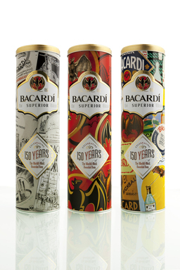 Bacardi collector // DR