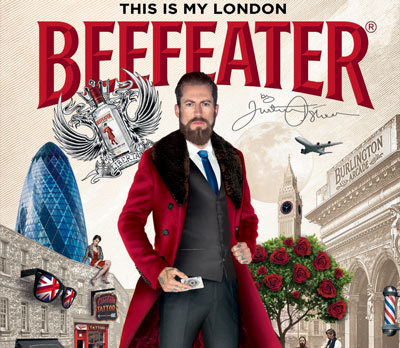 This is my London by Beefeater // DR