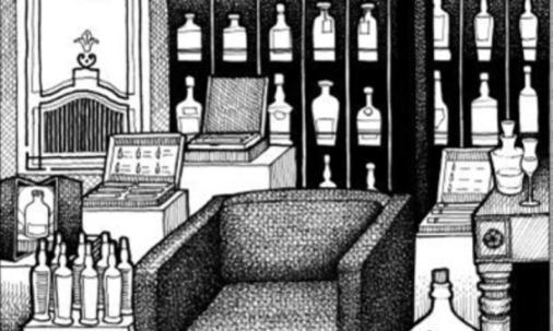 Maison du Whisky by Paola Parès