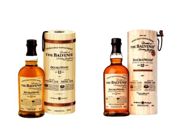 Coffrets fêtes de fin d'année 2013 by The Balvenie // DR