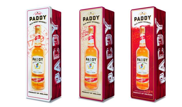 Paddy éditions limitées Fêtes de fin d'année 2013 // DR